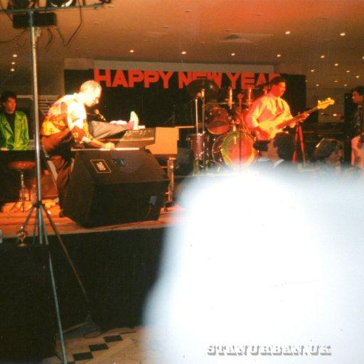 New year gig