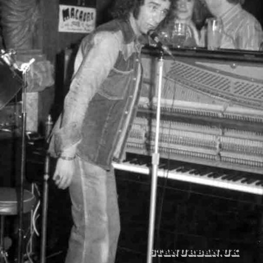 Macabre club,Frankfurt,1976.
