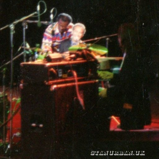 chuck berry and me  at the piano