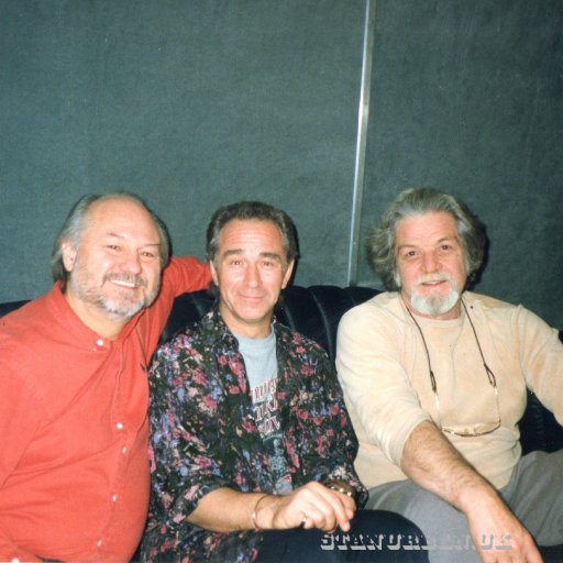 With Sonny Curtis  and Don Tweedy