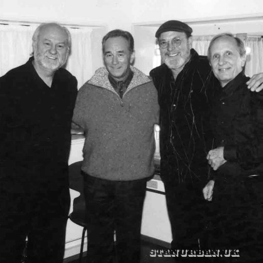 Backstage  with the legendary Crickets 2003.