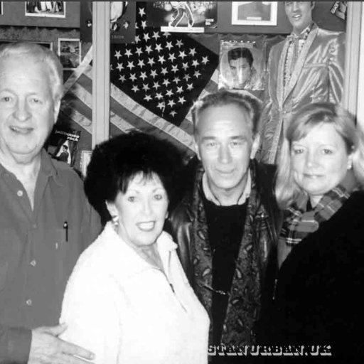 At the old Elvis museum Randers,2003.