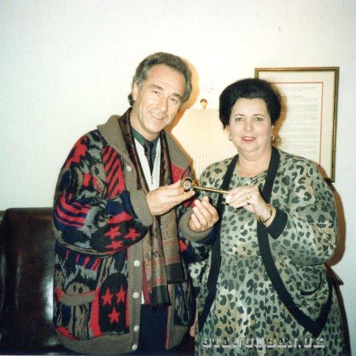 Mayor´s office Nashville Jan. 1991
