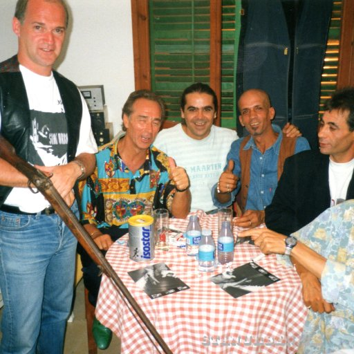 Ibiza September,1993