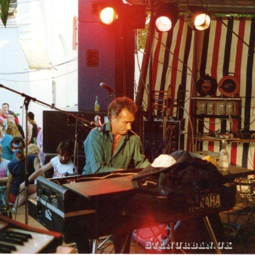 Alborg town festival 1993