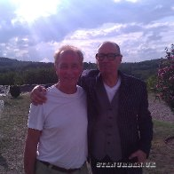 With Andy Fairweather Low