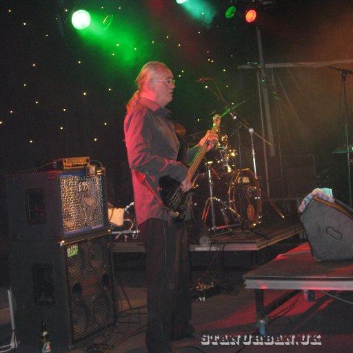 Mike Wedgewood Blues Tent Skanderborg Festival 2011