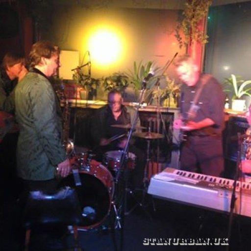 Cafe Tuborg ,Randers,Nov. 2015.