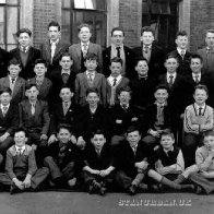 St.Michaels school Dundee 1958