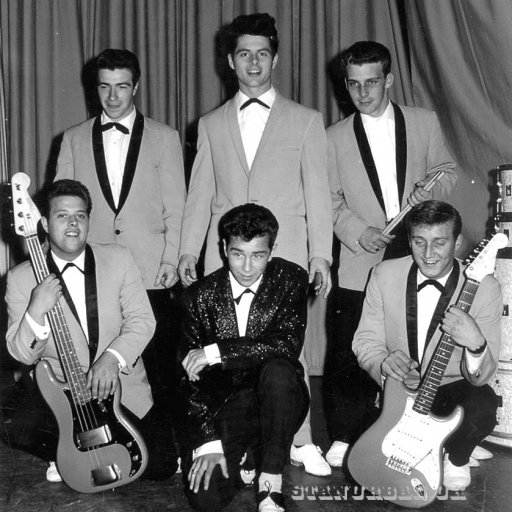 Hudson´s Hi Four    Although  there was six  of us.Dundee 1962.