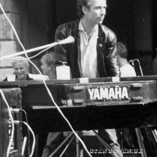 Silkeborg street Rock n roll,1985.